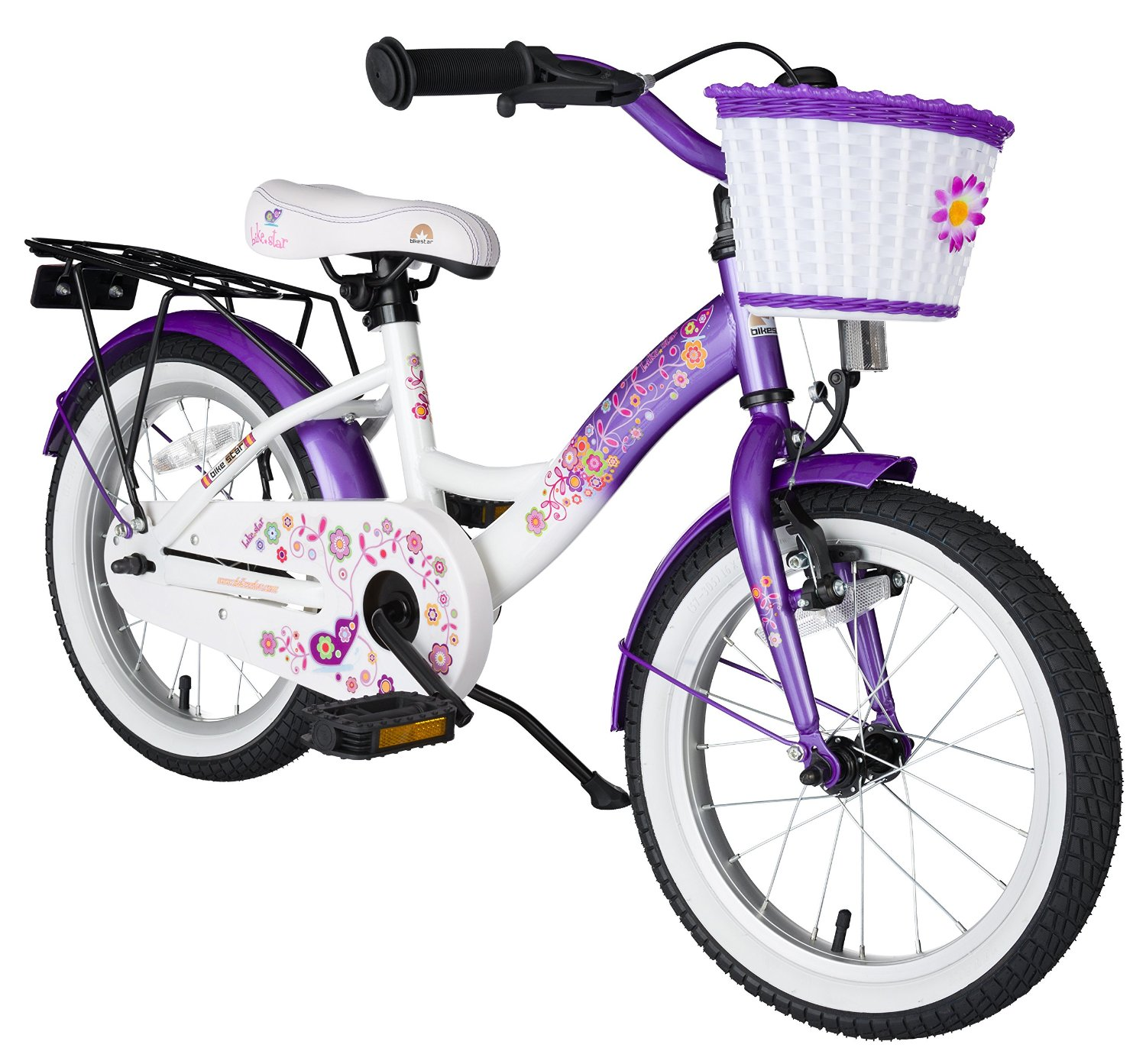 Bike star 40.6cm (16 Inch) Kids Bike Classic
