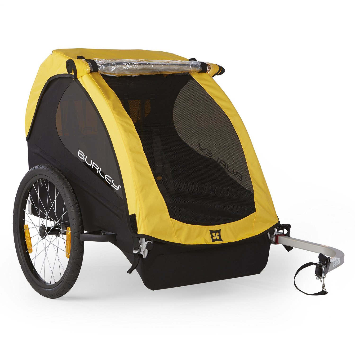 The Burley Bee bike Trailer