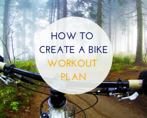 How To Create A Bike Workout Plan