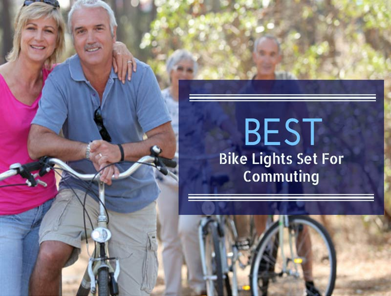 Best Bike Lights Set For Commuting