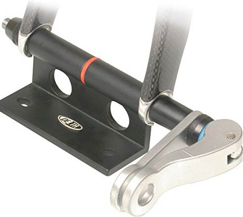 Delta Cycle Bike Hitch Pro Locking Fork Mount