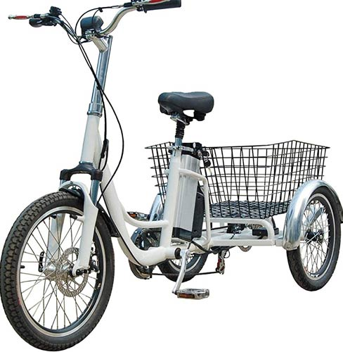 RBM EV Libert-e Adult Electric Pedal Trike