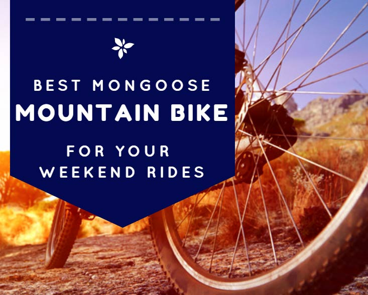 Best Mongoose Mountain Bike For Your Weekend Rides