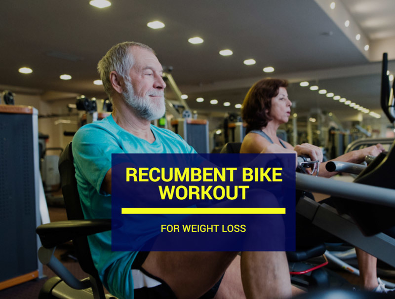 Metabolic Recumbent Bike Workout For Weight Loss