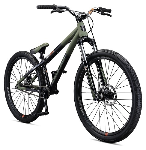 Mongoose Fireball Single Speed 26'' Dirt Jump Bicycle